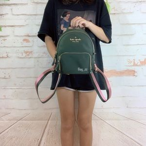 Kate Spade Watson Lane Stripe Small Backpack